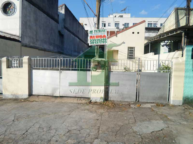 SAM_8333 - Casa para alugar Rua Caiçara,Rio de Janeiro,RJ - R$ 700 - VLCA10065 - 1