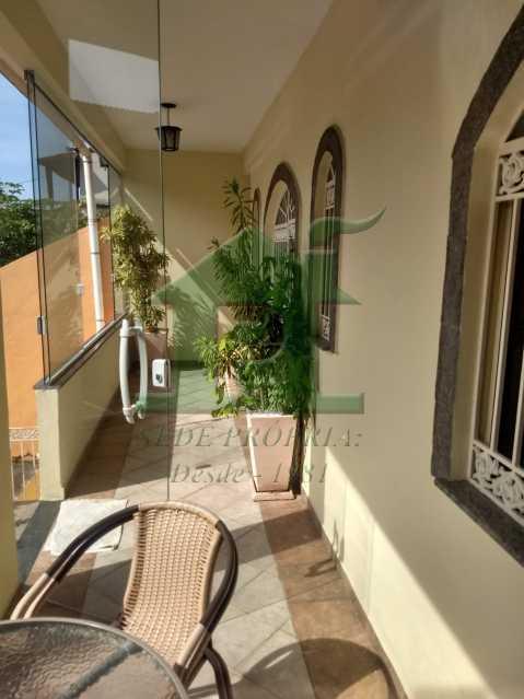VARANDA - Casa 2 quartos à venda Rio de Janeiro,RJ - R$ 470.000 - VLCA20147 - 10