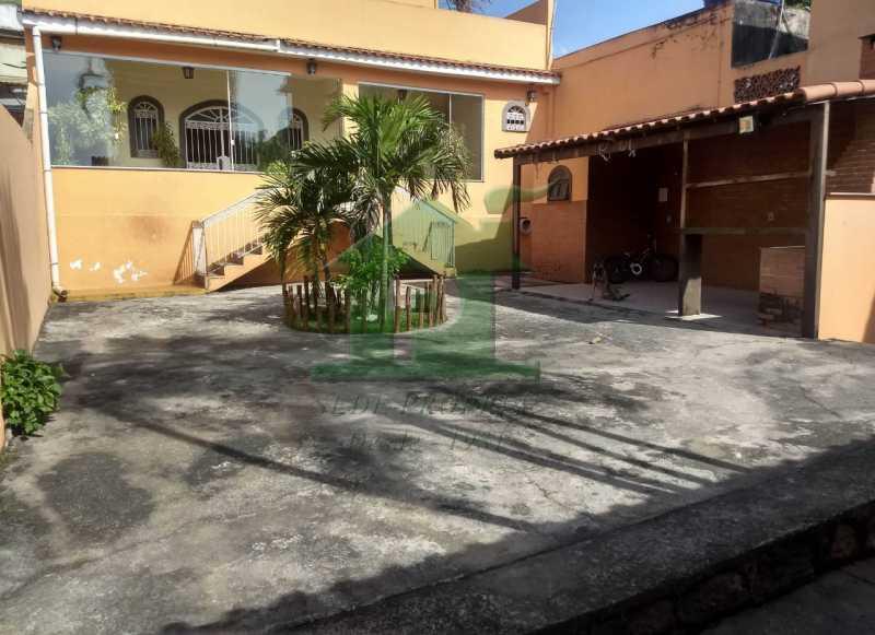 QUINTAL - Casa 2 quartos à venda Rio de Janeiro,RJ - R$ 470.000 - VLCA20147 - 4