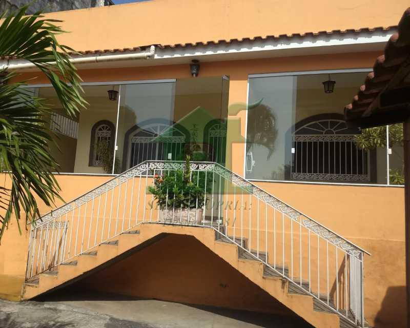 FACHADA - Casa 2 quartos à venda Rio de Janeiro,RJ - R$ 470.000 - VLCA20147 - 3
