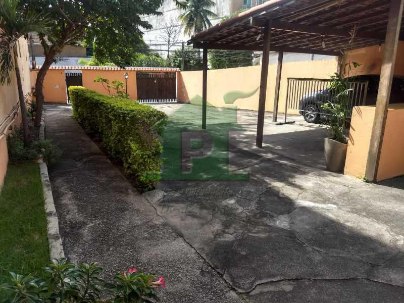 QUINTAL FRONTAL - Casa 2 quartos à venda Rio de Janeiro,RJ - R$ 470.000 - VLCA20147 - 1