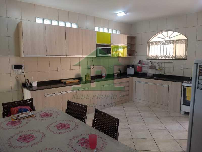 COZINHA - Casa 2 quartos à venda Rio de Janeiro,RJ - R$ 470.000 - VLCA20147 - 20