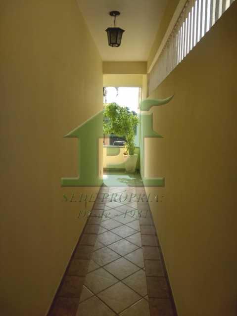ENTRADA DE SERVIÇO - Casa 2 quartos à venda Rio de Janeiro,RJ - R$ 470.000 - VLCA20147 - 11