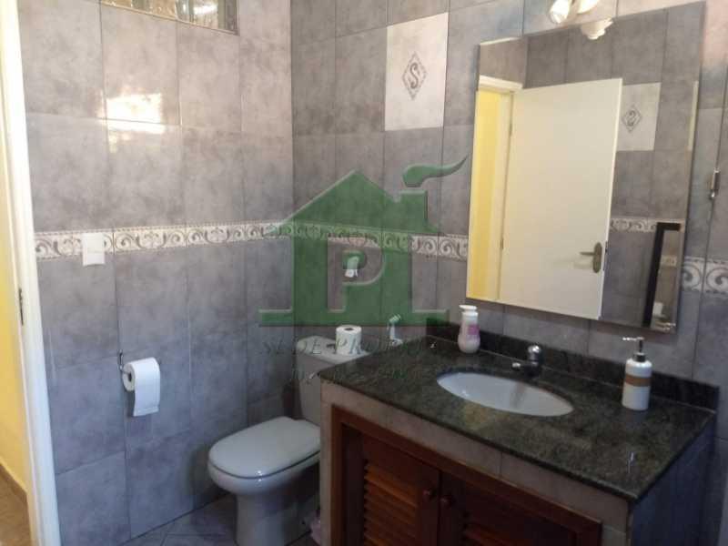 BANHEIRO SOCIAL - Casa 2 quartos à venda Rio de Janeiro,RJ - R$ 470.000 - VLCA20147 - 22