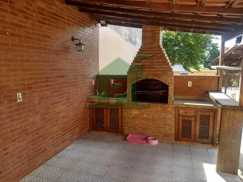 CHURRASQUEIRA - Casa 2 quartos à venda Rio de Janeiro,RJ - R$ 470.000 - VLCA20147 - 9