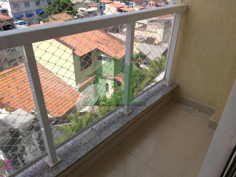 WhatsApp Image 2020-01-27 at 1 - Apartamento 2 quartos para alugar Rio de Janeiro,RJ - R$ 850 - VLAP20297 - 1