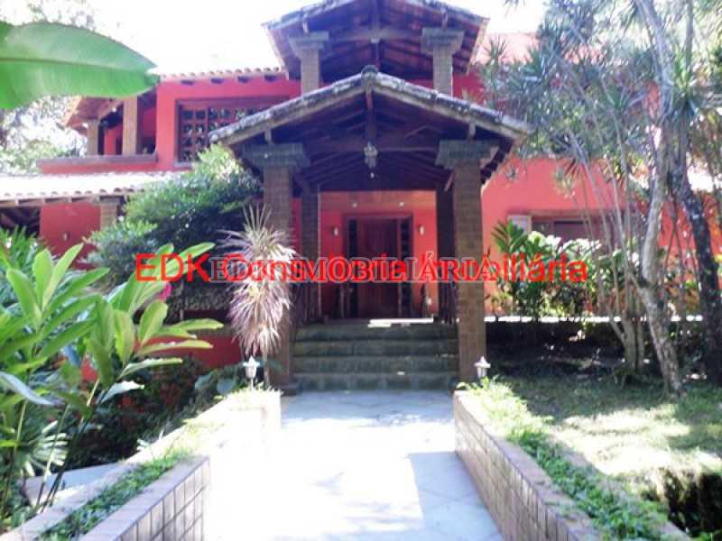 2 - Casa em Condomínio 5 quartos à venda São Conrado, Rio de Janeiro - R$ 4.500.000 - 695 - 1