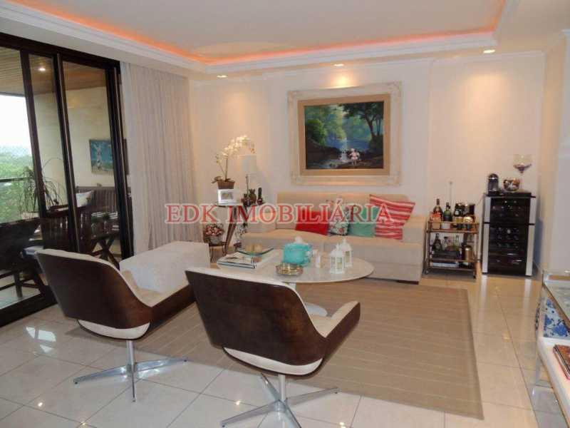 recreio 7 - Apartamento 3 quartos à venda Recreio dos Bandeirantes, Rio de Janeiro - R$ 1.250.000 - 3200 - 5