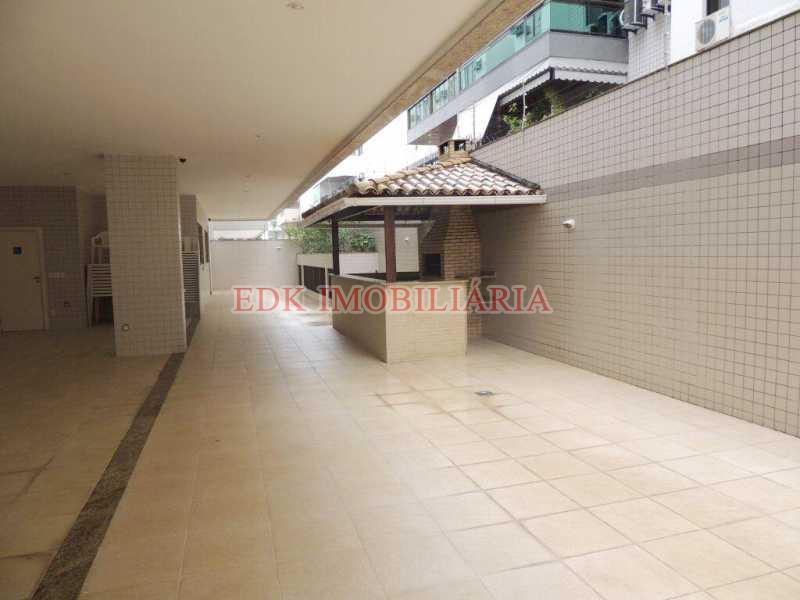 recreio 17 - Apartamento 3 quartos à venda Recreio dos Bandeirantes, Rio de Janeiro - R$ 1.250.000 - 3200 - 19
