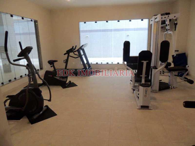 recreio 18 - Apartamento 3 quartos à venda Recreio dos Bandeirantes, Rio de Janeiro - R$ 1.250.000 - 3200 - 20