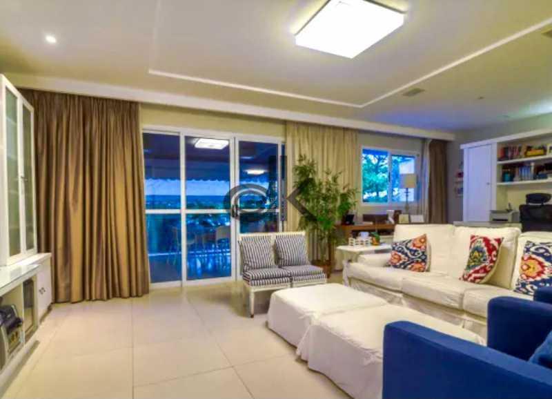 F313E687-A608-40C9-B448-589C38 - Apartamento 4 quartos à venda Jardim Oceanico, Rio de Janeiro - R$ 1.950.000 - 404 - 1