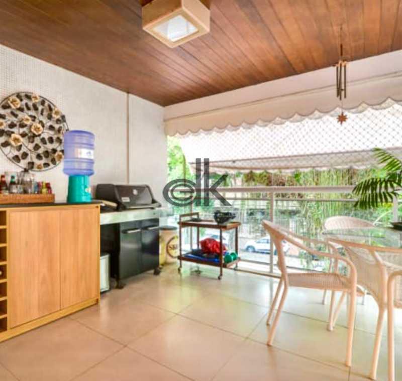 735F9EA2-661B-488E-AC61-E7DBD0 - Apartamento 4 quartos à venda Jardim Oceanico, Rio de Janeiro - R$ 1.950.000 - 404 - 3
