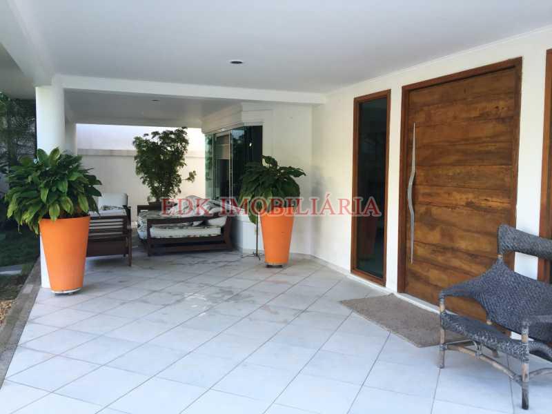 1 - Casa em Condomínio 5 quartos à venda Barra da Tijuca, Rio de Janeiro - R$ 5.000.000 - 1734 - 10