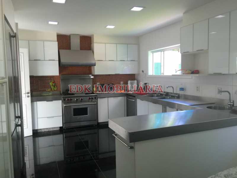 14 - Casa em Condomínio 5 quartos à venda Barra da Tijuca, Rio de Janeiro - R$ 5.000.000 - 1734 - 16