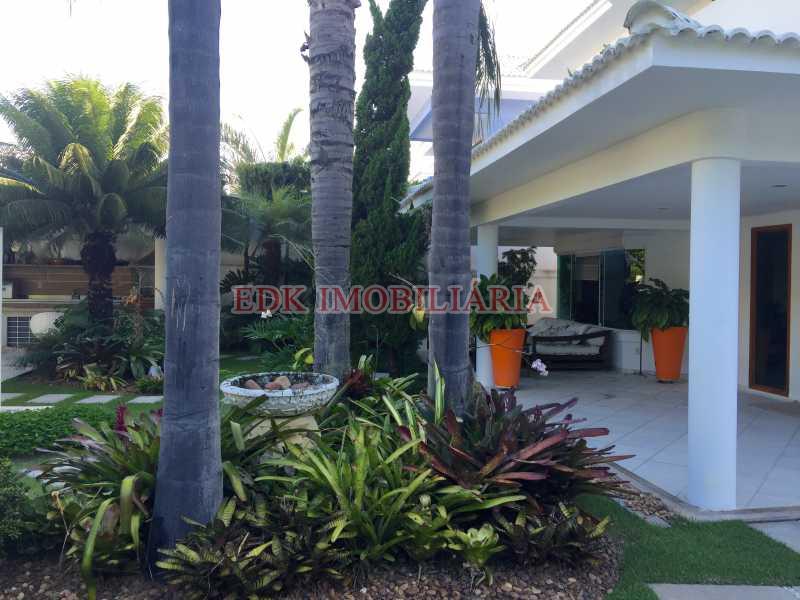 15 - Casa em Condomínio 5 quartos à venda Barra da Tijuca, Rio de Janeiro - R$ 5.000.000 - 1734 - 8