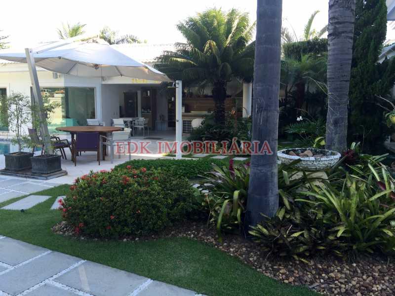 16 - Casa em Condomínio 5 quartos à venda Barra da Tijuca, Rio de Janeiro - R$ 5.000.000 - 1734 - 9