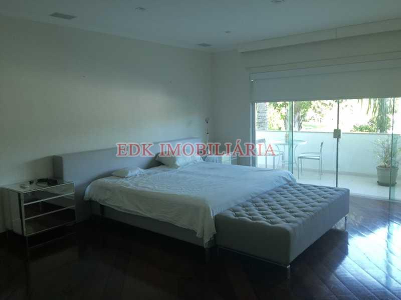 17 - Casa em Condomínio 5 quartos à venda Barra da Tijuca, Rio de Janeiro - R$ 5.000.000 - 1734 - 13
