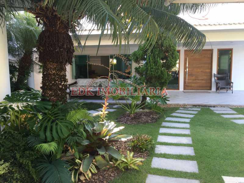 21 - Casa em Condomínio 5 quartos à venda Barra da Tijuca, Rio de Janeiro - R$ 5.000.000 - 1734 - 4