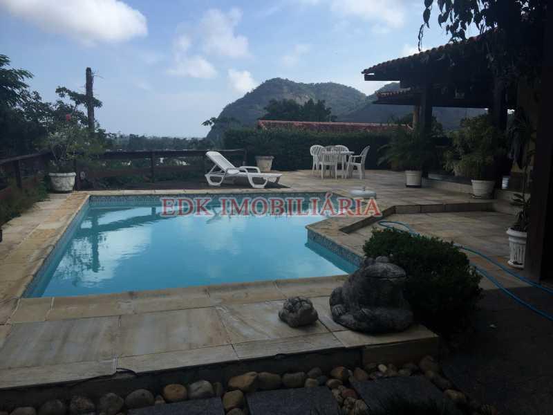 6 - Casa em Condomínio 4 quartos à venda Itanhangá, Rio de Janeiro - R$ 2.600.000 - 1784 - 6