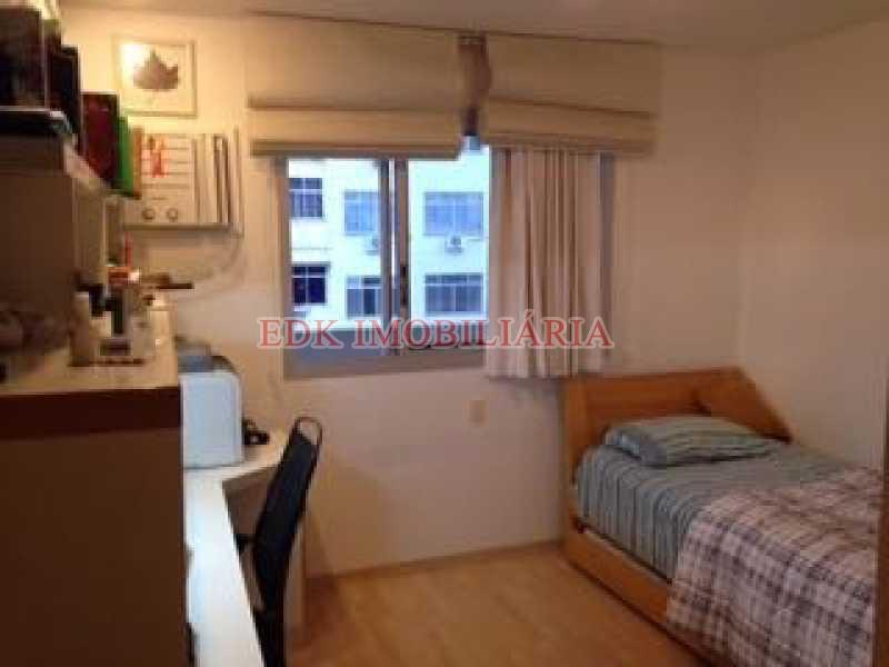 Foto 2º quarto 2 - Apartamento 3 quartos à venda Ipanema, Rio de Janeiro - R$ 2.750.000 - 1794 - 11
