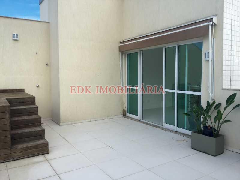 19 - Cobertura 4 quartos à venda Jardim Oceanico, Rio de Janeiro - R$ 3.300.000 - 1840 - 3