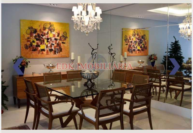 1 - Apartamento 4 quartos à venda Jardim Oceanico, Rio de Janeiro - R$ 3.200.000 - 1846 - 5