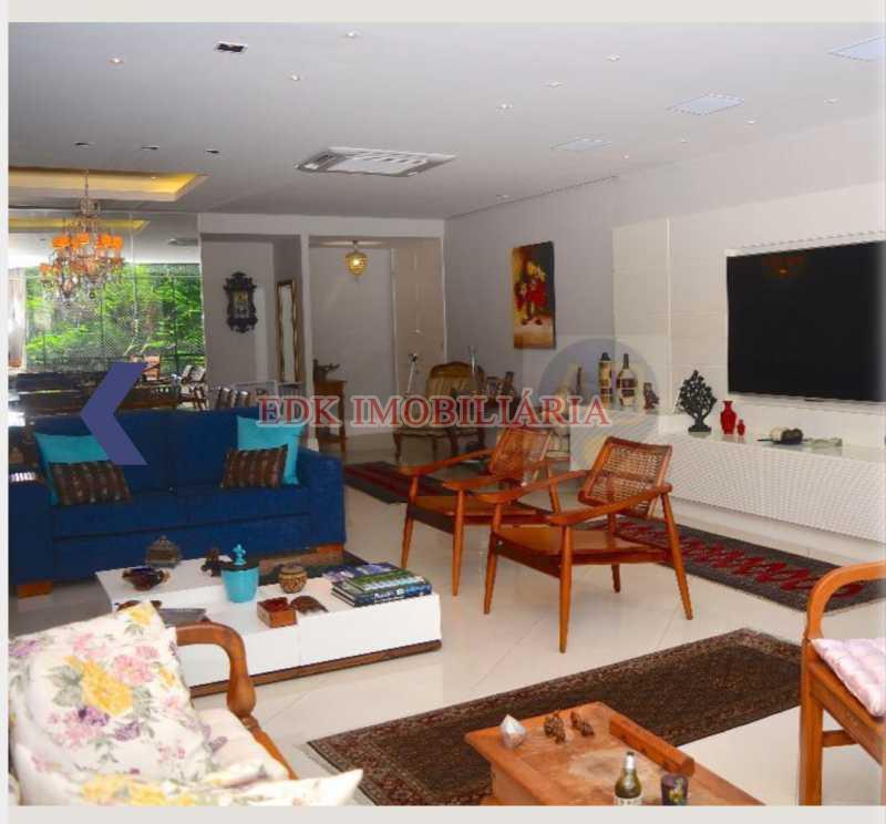 11 - Apartamento 4 quartos à venda Jardim Oceanico, Rio de Janeiro - R$ 3.200.000 - 1846 - 4