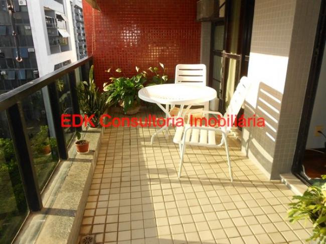 1 - Apartamento 4 quartos à venda Barra da Tijuca, Rio de Janeiro - R$ 1.450.000 - 417 - 1