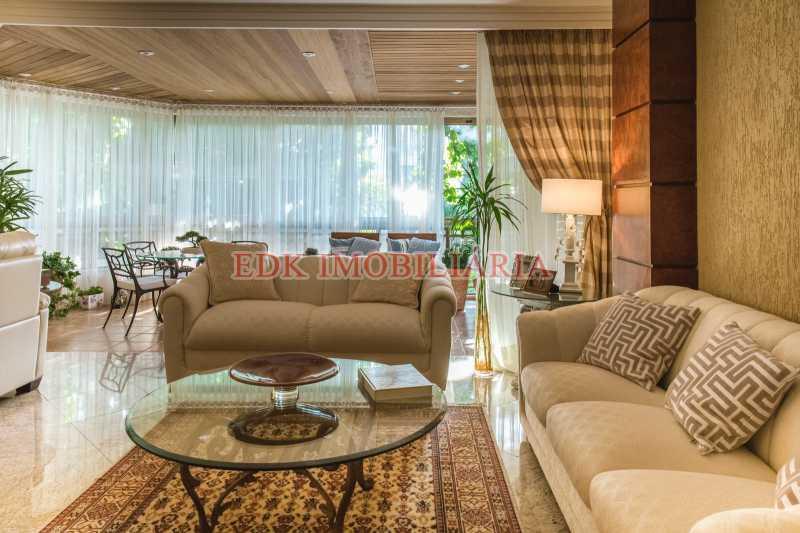 1 - Apartamento 3 quartos à venda Jardim Oceanico, Rio de Janeiro - R$ 1.800.000 - 1925 - 1