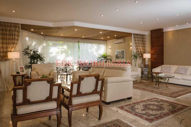 4 - Apartamento 3 quartos à venda Jardim Oceanico, Rio de Janeiro - R$ 1.800.000 - 1925 - 5