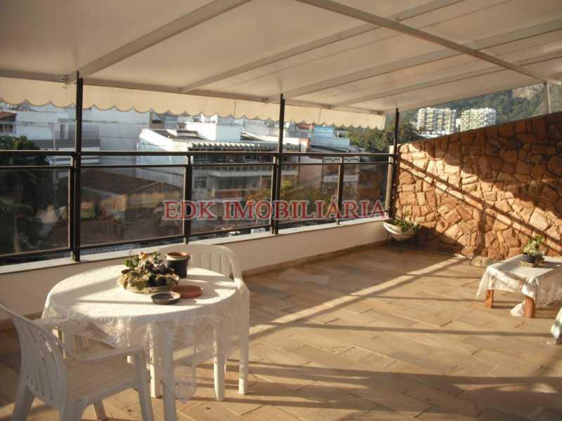 e962fb1a-dc2b-4b26-bccd-332b69 - Cobertura 3 quartos à venda Jardim Oceanico, Rio de Janeiro - R$ 3.450.000 - 1984 - 15
