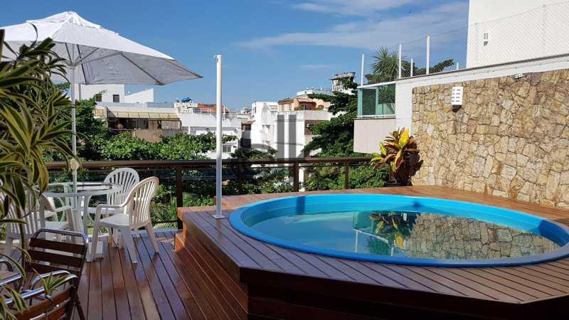 IMG_0204 - Cobertura 3 quartos à venda Jardim Oceanico, Rio de Janeiro - R$ 2.790.000 - 2041 - 3