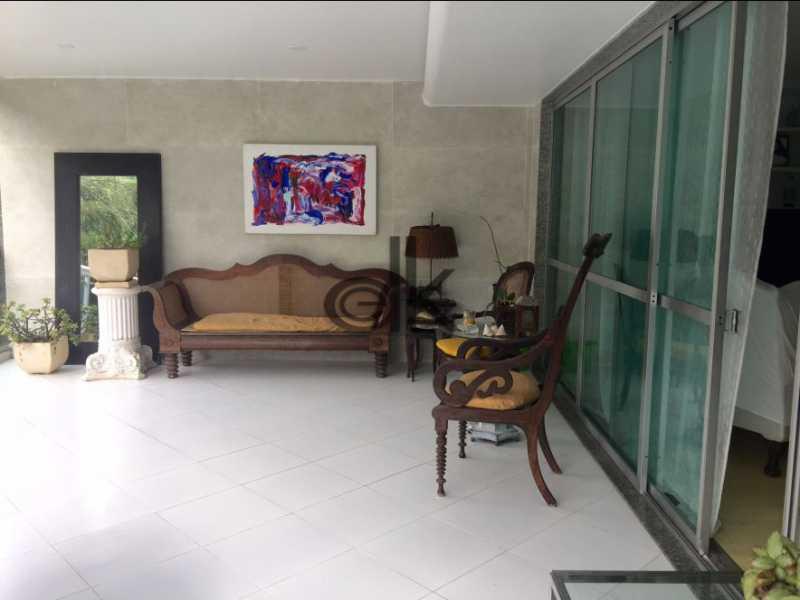 ANA 14 - Apartamento 4 quartos à venda Recreio dos Bandeirantes, Rio de Janeiro - R$ 1.300.000 - 2053 - 1