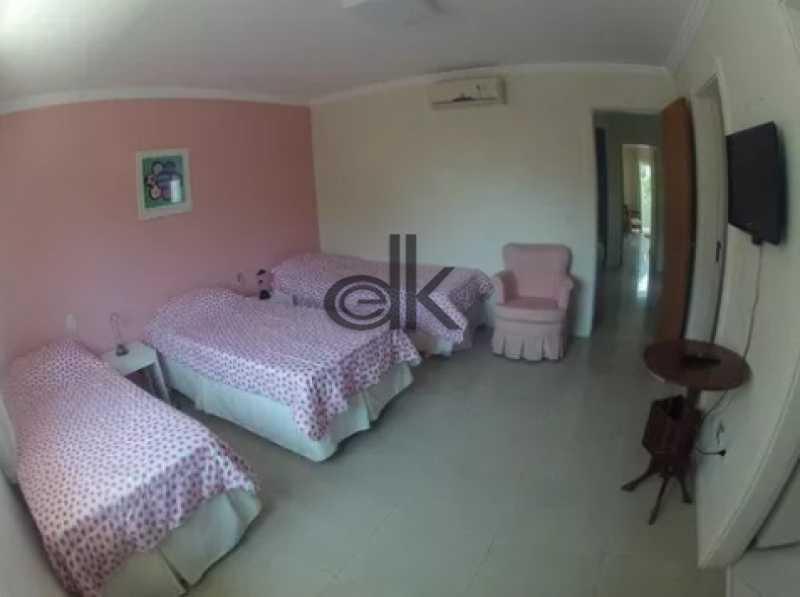 9 - Casa em Condomínio 6 quartos à venda Barra da Tijuca, Rio de Janeiro - R$ 5.200.000 - 3018 - 11