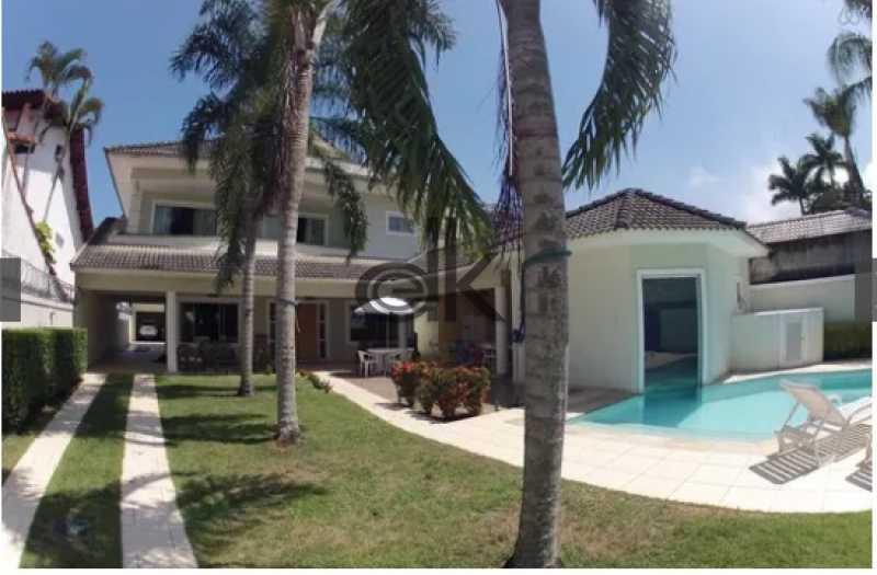 prudencia 1 - Casa em Condomínio 6 quartos à venda Barra da Tijuca, Rio de Janeiro - R$ 5.200.000 - 3018 - 1