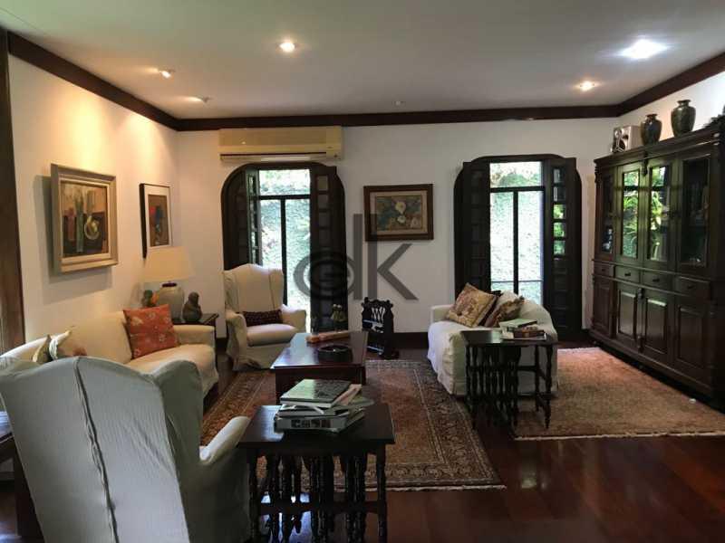 5. - Casa em Condomínio 5 quartos à venda Itanhangá, Rio de Janeiro - R$ 3.800.000 - 3084 - 4