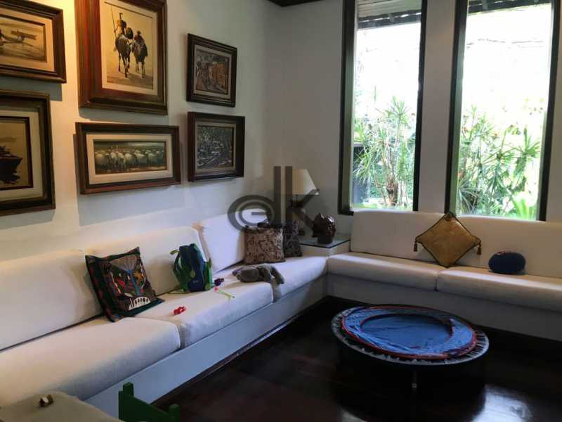 6. - Casa em Condomínio 5 quartos à venda Itanhangá, Rio de Janeiro - R$ 3.800.000 - 3084 - 5