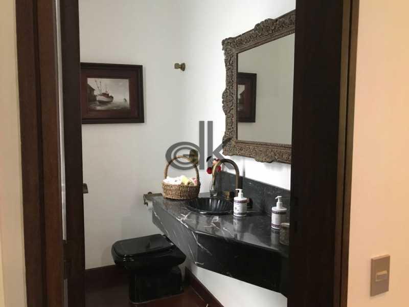 9. - Casa em Condomínio 5 quartos à venda Itanhangá, Rio de Janeiro - R$ 3.800.000 - 3084 - 8