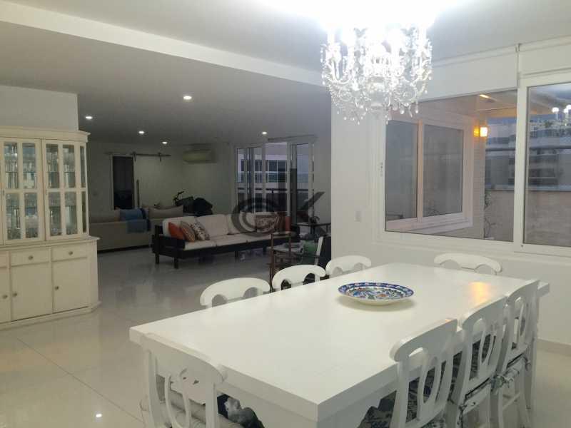4 - Cobertura 3 quartos à venda Jardim Oceanico, Rio de Janeiro - R$ 3.290.000 - 4061 - 1