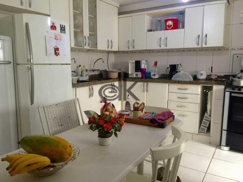 Cozinha - Cobertura 4 quartos à venda Jardim Oceanico, Rio de Janeiro - R$ 2.350.000 - 5202 - 30