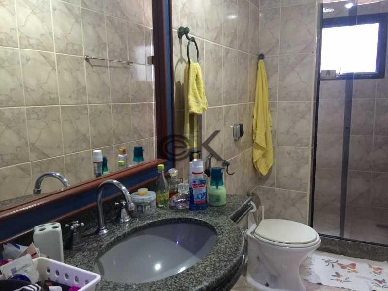 Banheiro - Cobertura 4 quartos à venda Jardim Oceanico, Rio de Janeiro - R$ 2.350.000 - 5202 - 22