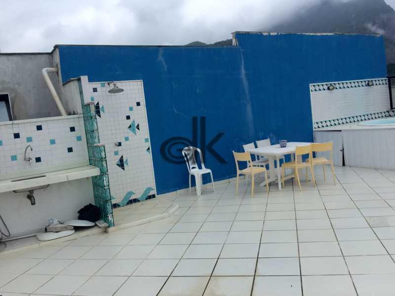 Terraço - Cobertura 4 quartos à venda Jardim Oceanico, Rio de Janeiro - R$ 2.350.000 - 5202 - 3
