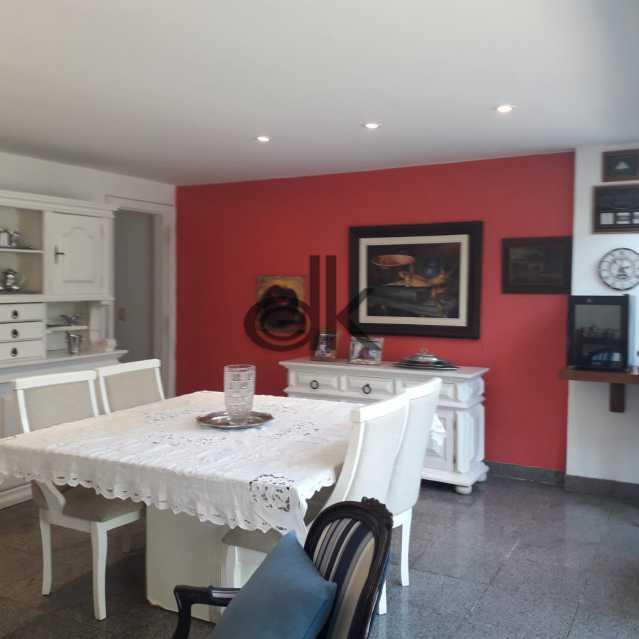 Sala - Cobertura 4 quartos à venda Jardim Oceanico, Rio de Janeiro - R$ 2.350.000 - 5202 - 9