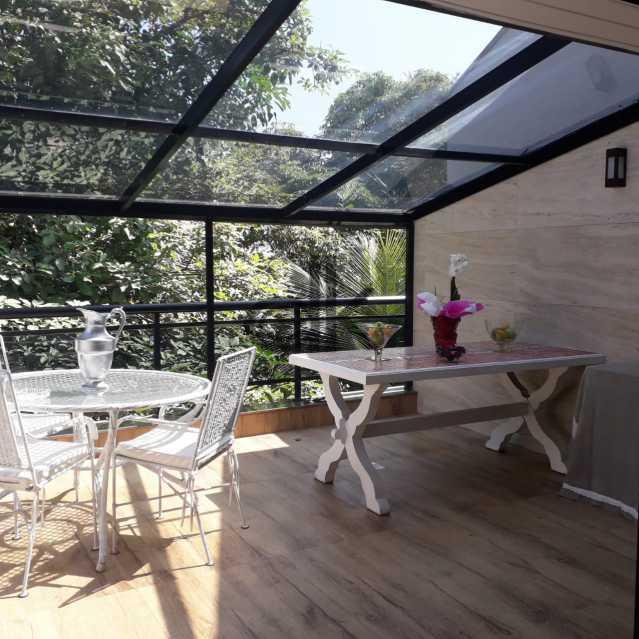 Varanda - Cobertura 4 quartos à venda Jardim Oceanico, Rio de Janeiro - R$ 2.350.000 - 5202 - 8