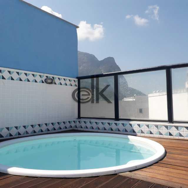 Piscina - Cobertura 4 quartos à venda Jardim Oceanico, Rio de Janeiro - R$ 2.350.000 - 5202 - 1