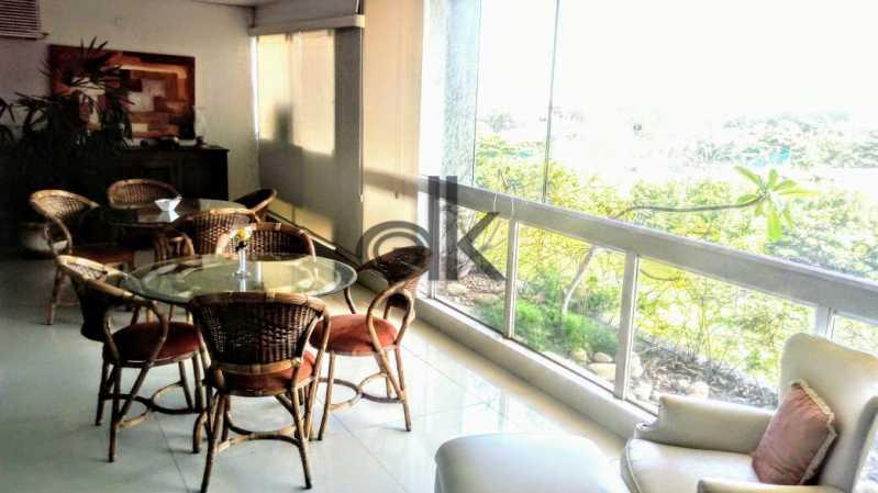 gaio10 - Apartamento 4 quartos à venda Barra da Tijuca, Rio de Janeiro - R$ 2.399.000 - 5207 - 3