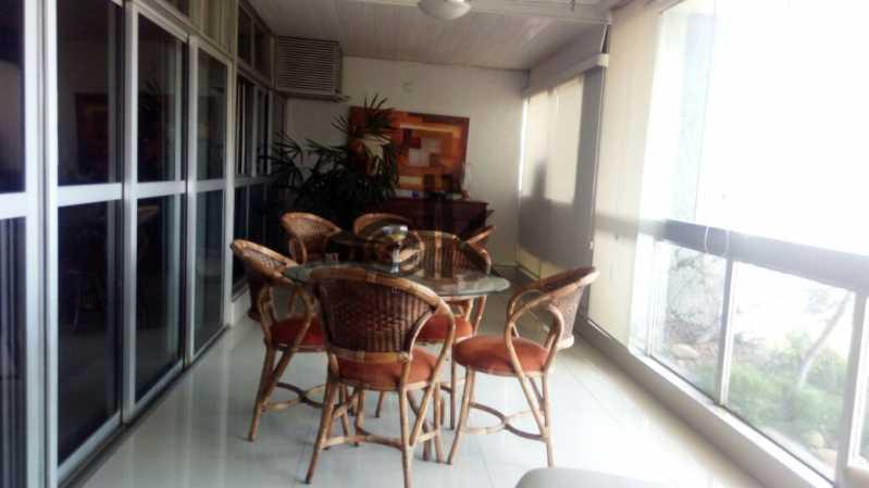 gaio11 - Apartamento 4 quartos à venda Barra da Tijuca, Rio de Janeiro - R$ 2.399.000 - 5207 - 4