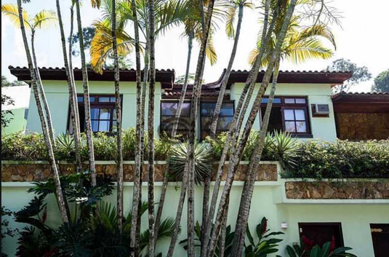 2 - Casa em Condomínio 4 quartos à venda Itanhangá, Rio de Janeiro - R$ 2.950.000 - 5213 - 1