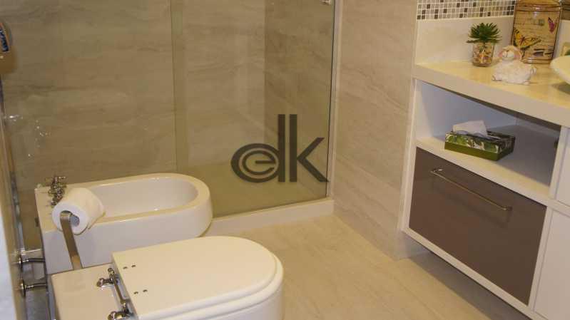 Banheiro Social 1 - Apartamento 3 quartos à venda Copacabana, Rio de Janeiro - R$ 1.830.000 - 5226 - 18