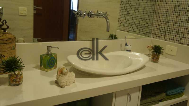 Banheiro Social 2 - Apartamento 3 quartos à venda Copacabana, Rio de Janeiro - R$ 1.830.000 - 5226 - 19